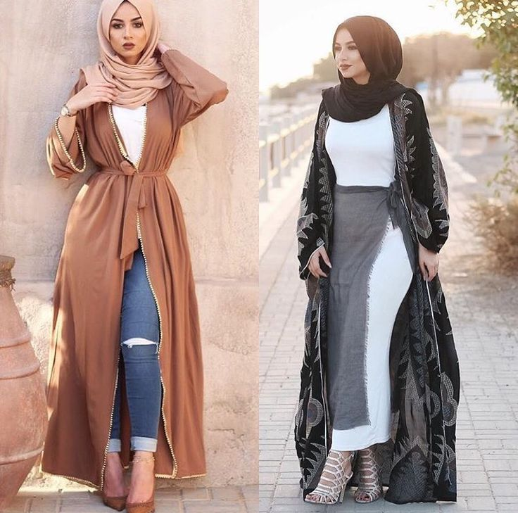 Apparel Style for Muslim Women