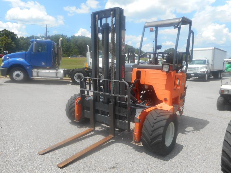 Load Capacity of Your Used Fork lift