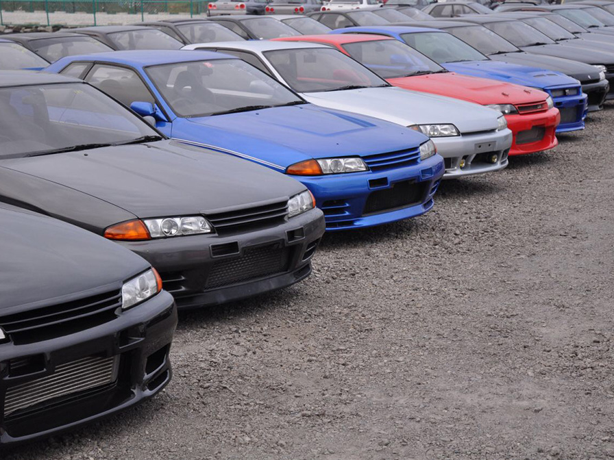 Buying Used Cars from Japan