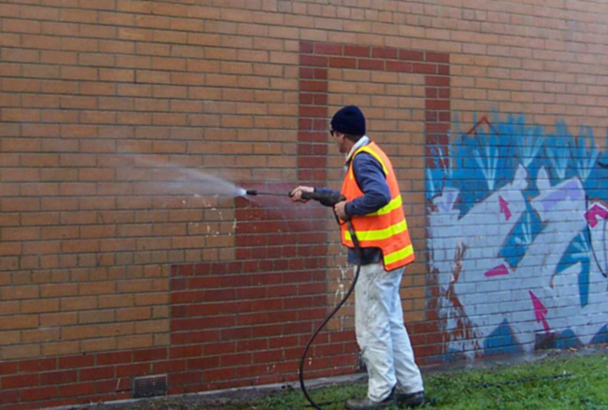 Graffiti Removal Is The Best Way To Brighten Up Your City