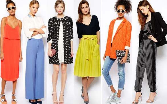 Women clothing trends
