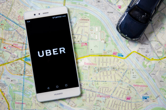 Guide 101 How a Taxi Booking App Like Uber Works